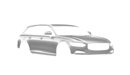 Цвета кузова V90 Cross Country